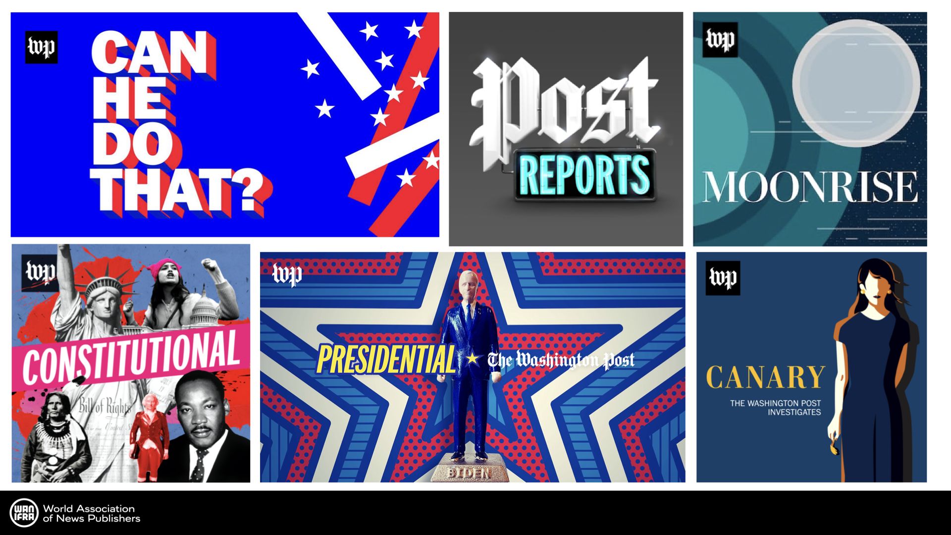How The Washington Post uses podcasts to drive subscriptions
