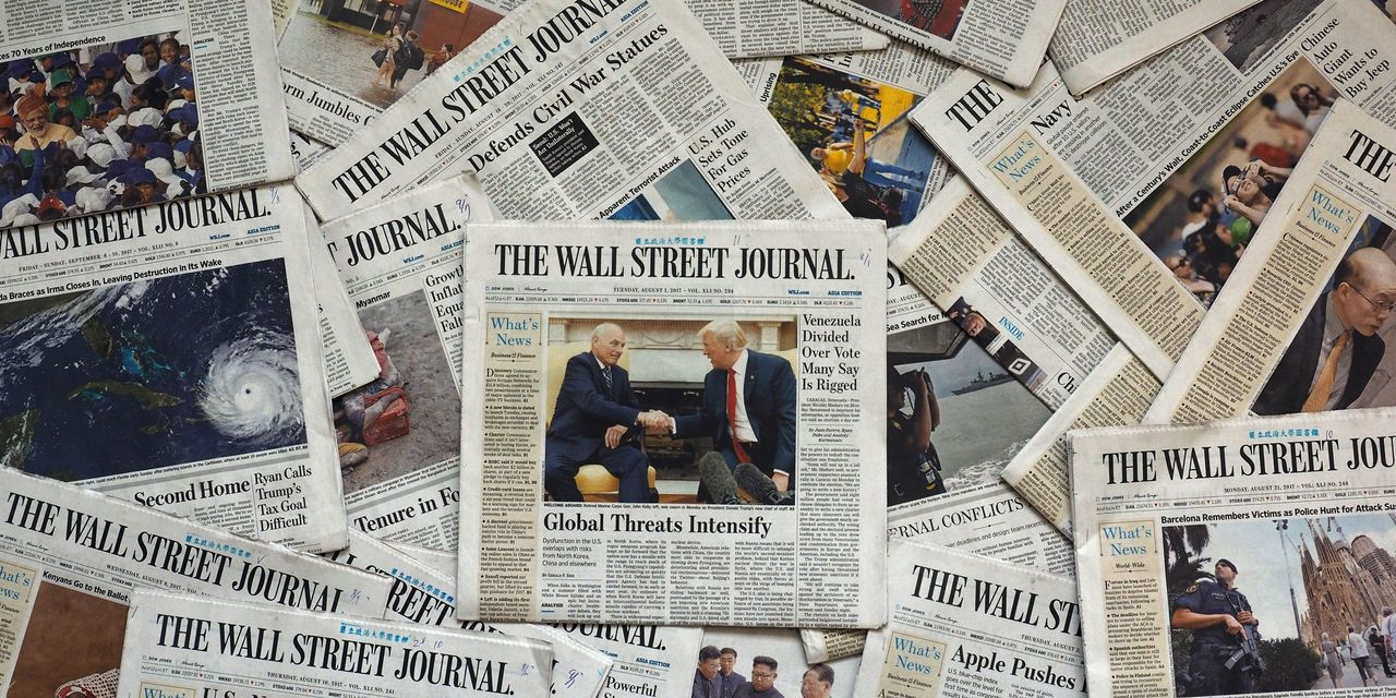How The Wall Street Journal uses a focused approach to build product thinking